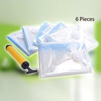 Buy cheap Large Size Household Storage Bags Vacuum Seal Garment Bags With Double Zippers Locks from wholesalers