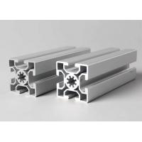 Buy cheap T-slot aluminum extrusion profiles Steel Polished Suface Treatment / For Conveyor from wholesalers