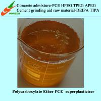 Buy cheap PCE polycarboxylates ether superplasticizer concrete additive from wholesalers