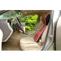 Buy cheap Red Car Seat Lower Back SupportPillows With High Elasticity Strap Release Pressure from wholesalers