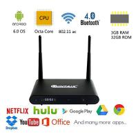 Buy cheap 2016 New Arrival Amlogic S912 Octa core Smart Android TV BOX 2G 16G Kodi 17.0 Dual WIFI 4K HDR ANDROID OTT TV BOX from wholesalers