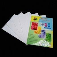 Buy cheap Glossy Photo Paper 190g in A3, 20 Sheets from wholesalers