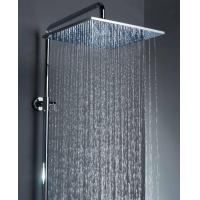 Buy cheap Rotating Glass Mobile Home Shower Enclosures for Steam Room Door Shower Screen from wholesalers