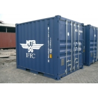 Buy cheap 10ft Prefabricated Shipping Container Locker Room from wholesalers