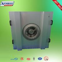 Buy cheap Industrial Fan Filter Units Hepa Filter Units For Hvac System from wholesalers