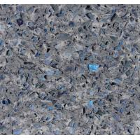 Buy cheap Stone Cutting Artificial Quartz Jewelry Blue Abrasion Resistance Quartz Stone Slab from wholesalers