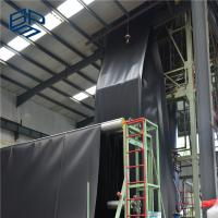 Buy cheap fertilizer equipments geomembrane 0.5mm 1mm fish farm pond liner hdpe geomembrane from wholesalers