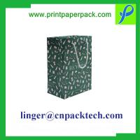 Buy cheap Customized Printed Rectangle Gifts Apparel Packaging Bag from wholesalers
