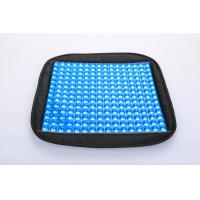Buy cheap Soft Gel Orthopedic Padded Seat Cushion , Universal Lower Back Seat Cushion from wholesalers