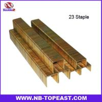 Buy cheap 23 Staples Series for Pneumatic Gun 6mm,8mm,10mm,12mm,13mm,15mm,17mm,19mm from wholesalers