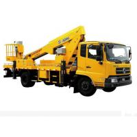 Buy cheap XCMG 21M aerial working platform truck Special Purpose Vehicles XZJ5100JGK from wholesalers