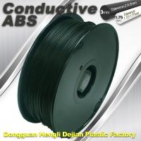 Buy cheap Markerbot ,  ABS Conductive 3D Printer Filament 1.75mm / 3.0 mm from wholesalers