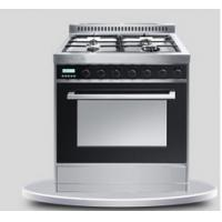 Buy cheap XS-889B Intergrated Gas Hob Electric Oven Cabinet 220V XSKITCHEN Brand OEM product
