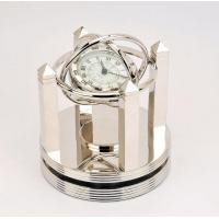 Buy cheap trophy handcraft clock from wholesalers