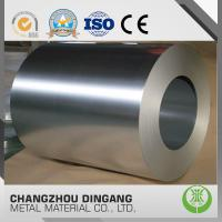 Buy cheap Anti Corrosion Zinc Coated Steel Sheet For Bar Supporters 0.29mm Thickness from wholesalers