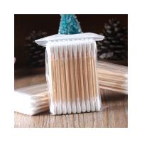 Buy cheap General Size Wooden Cotton Buds Lightweight product