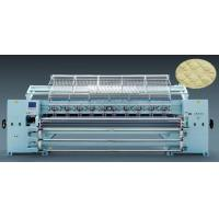 Buy cheap Chain Stitch Computer Guided Quilting Machine , Garment Industry Machinery 5.2kw from wholesalers