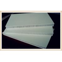Buy cheap Fiber Reinforce Plastic Plates Aluminum Honeycomb Panels Wood Frame For Clean Room from wholesalers