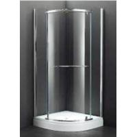 Buy cheap 8mm Tempered Glass Shower Cubicle with Chrome Frame (MY-4062) product