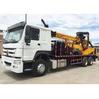 Buy cheap Truck Mounted Water Well Drilling Rig from wholesalers