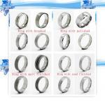 Buy cheap Titanium wedding band,wedding ring from wholesalers