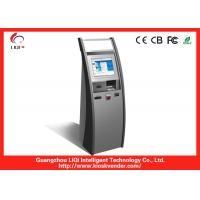 Buy cheap Steel Self Service Payment Terminal Kiosk Ergonomically For Government from wholesalers