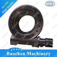 Buy cheap WEA25 horizontally mounted slewing drive for construction machinery china slewing drive supplier product