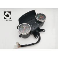 Oriental Red F2 Motorcycle Digital Speedometer Odometer High Beam Turn Around