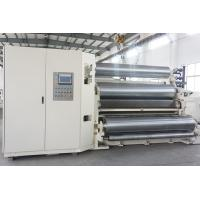 Buy cheap 2500mm Machine Width Single Facer Corrugating Machine For 2/3/5/7 Ply Production Line from wholesalers