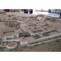 Buy cheap Urban Planning Miniature Architectural Model Maker , Land Use Scale Model Making from wholesalers