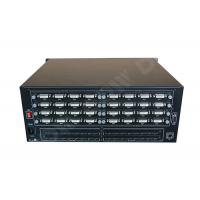 Buy cheap Hybrid signal Flexibility video wall scaler for video conference room / meeting room DDW-VPH1516 product