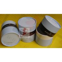 Buy cheap Customized Food Packaging Tubes , Chocolate Paper Tube Containers from wholesalers