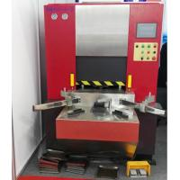 Buy cheap Panel / Box Angle Forming CNC Corner Former Machine Bending 90 Degree Angle from wholesalers