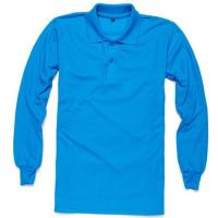 Buy cheap customized cheap polo shirt for man blank men's long sleeve POLO shirt from wholesalers
