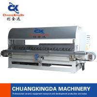 Buy cheap Automatic Marble Chamfer Square Polisher Machinery from wholesalers