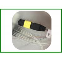 Buy cheap Broadband 1x2 SM Fused Single Mode Fiber Coupler with MPO Connector from wholesalers