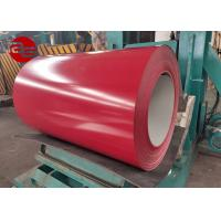 Buy cheap ROGOSTEEL 5030 PPGI Prepainted Galvanized Color Steel Coil Sheet 0.12mm - 2.0mm Thickness from wholesalers