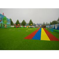 Buy cheap Realistic Artificial Grass For Children And Wedding Party Decoration product
