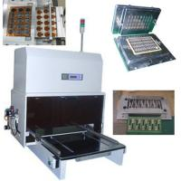 Buy cheap Pneumatic PCB Punching Machine PCB Singulation for Rigid Flexible PCB product