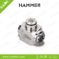 Buy cheap 2014 Hottest Electronic E Cigarette Wholesale Hammer Mod E-cigarette Hammer Mod Clone from wholesalers