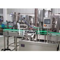 Buy cheap 4 Heads Automatic PET Screw  Bottle Sealing / Capping / Capper Machine from wholesalers