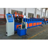 Buy cheap Heavy Duty Rack Roll Forming Machine , Rack Shelving Box Beam Roll Forming Equipment from wholesalers