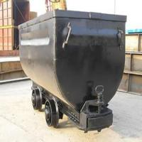 Buy cheap MGC0.7-6 fixed mine car for sale,0.7 m3 loading capacity mining car from wholesalers