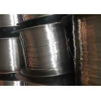 Buy cheap SUS 316l Flat Steel Wire SS 316L Welding Performance Oxidation Resistance For Kitchen from wholesalers