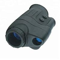 Buy cheap Customized Compact Night Vision Monocular Built - In Infrared Monocular / Camera product