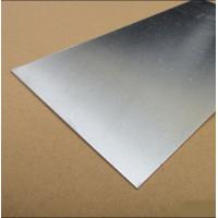 Buy cheap 3003 5052 6061 Aluminum Sheet , Mirror Finish Aluminium Sheet Silver Color from wholesalers