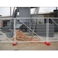 Buy cheap ASTM 392 standard chain link fence with posts and barbed wire from wholesalers