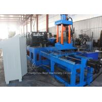 Buy cheap Solar Mounting Rack Galvanized Steel Photovoltaic Scaffold Making Machine from wholesalers