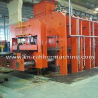 Buy cheap Conveyer Belt Vulcanizing Press from wholesalers