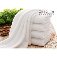 Buy cheap Good Hand Feeling Hotel Bath Towels For Home Disposable Easy Wash 500gsm product